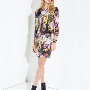 Karen Kane painted wine country sheath dress NWT🍷